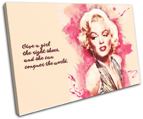 Marilyn Monroe Iconic Celebrities - 13-6020(00B)-SG32-LO
